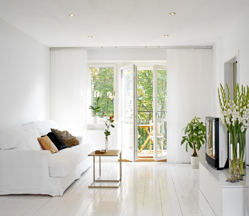 White Room: The 4 Surprising Research-Based Benefits Of A Clean Home