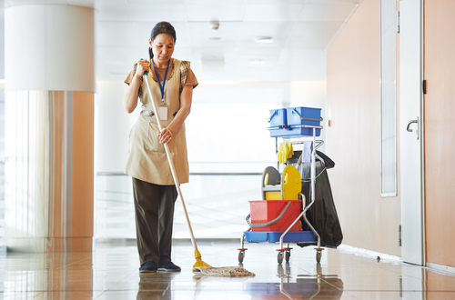 How often should you clean things in your house