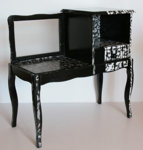 table upcycling